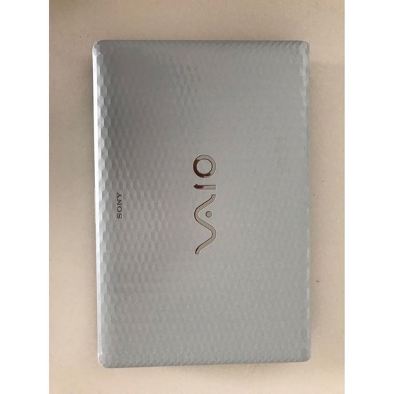 Sony Vaio I3 Branco Vendo Ou Troco