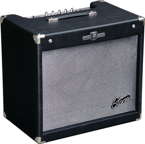 Cubo Amplificador Contra Baixo Staner Bx200a Bx-200 Bx 200a