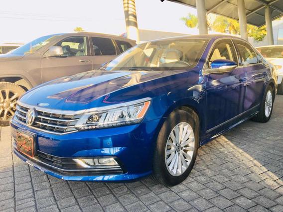 Volkswagen Passat Blindado 3 2017 (securglass)