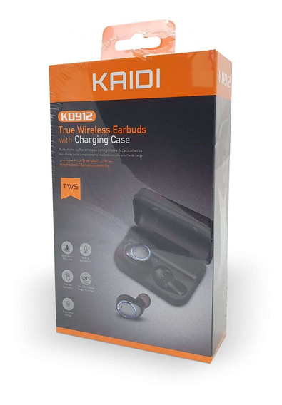 Fone De Ouvido Bluetooth Kaidi Kd912
