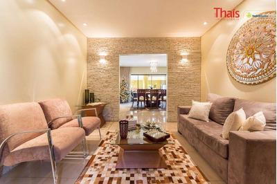 Casa Residencial À Venda, 05 Quartos,04,suítes, Park Way - Ca1551