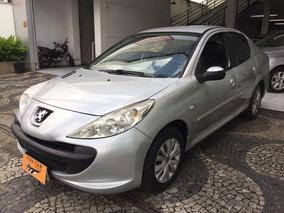 Peugeot 207 Passion 1.4 Xr Flex 4p 2011 Prata (0464)