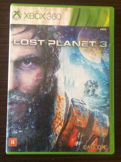 Jogo Lost Planet 3 - Playstation 4 (mídia Física)