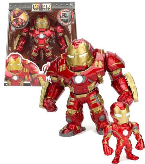 Hulkbuster Avengers 6.5 Pulgadas Jada M132 Oferta