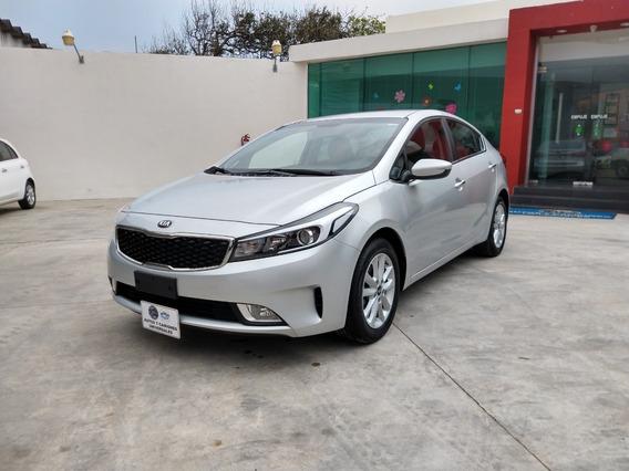 Kia Forte 2.0 Lx At 2018 Silky Silver