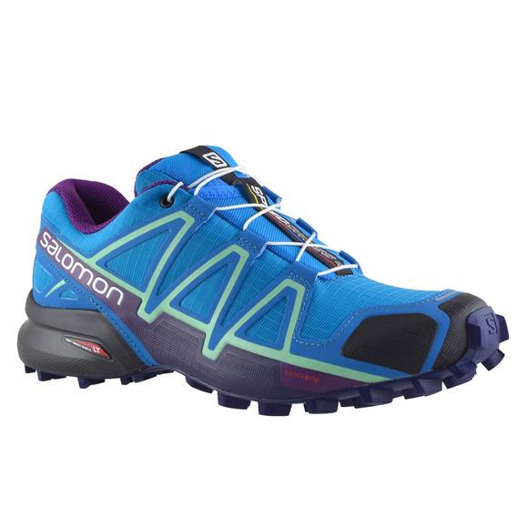 Zapatillas Mujer Salomon Trail Running Speedcross 4 Su/as