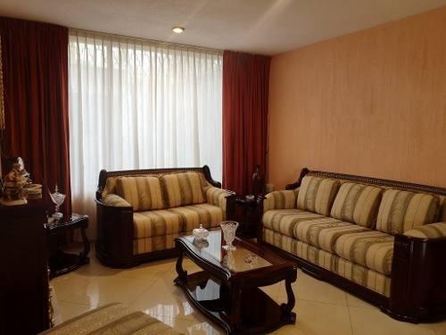 Rcv - 1715. Casa En Venta Colonia Residencial Acueducto De Guadalupe En Gustavo A. Madero