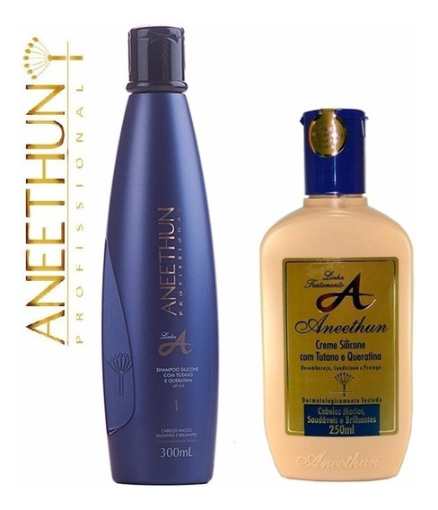 Aneethun Linha A Hidratação Profunda Kit2 Produtos