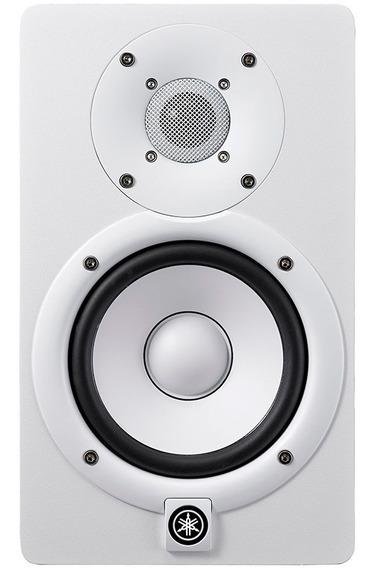Monitor De Referência Yamaha Hs8i W Branco 45w