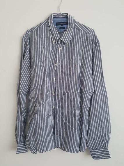 Camisa Tommy Hilfiger Talle Medium