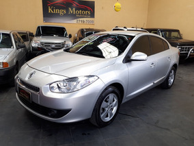 Renault Fluence 2.0 Dynamique Hi-flex Mec 4p Kings Motors