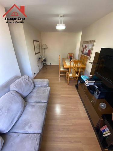 Imagem 1 de 15 de Oportunidade Única! Excelente Apartamento No Inocoop - 62m² - 2416