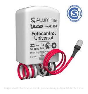 Fotocelula Universal 4 Cables Sensor Externo 1500w