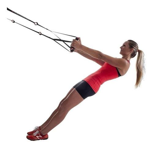 Suspension Trainer Dinamic Fitness Gimnasia Corssfit!