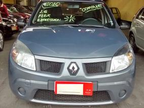 Renault Sandero 1.6 Expression Completo Em Ótimo Estado 5p