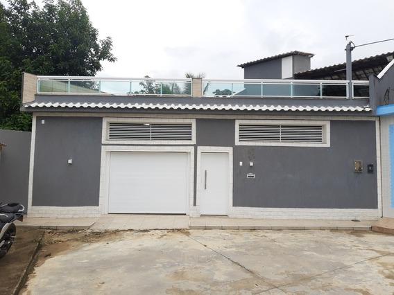 Excelente Casa, Recém Construída, Novíssima, Campo Grande.