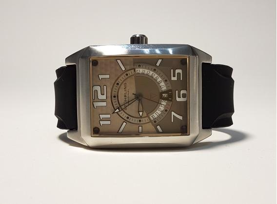 Relógio Masculino Stührling Original 255 Mad Man Automatic