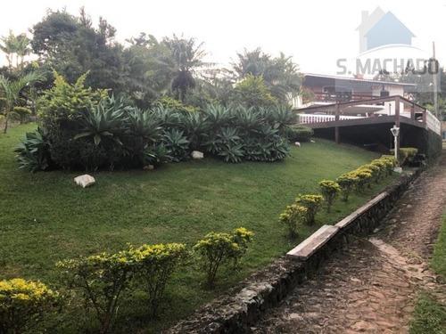 Imagem 1 de 15 de Chácara Para Venda Em Atibaia, Jardim Brisa, 5 Dormitórios - Ve1441_2-909976