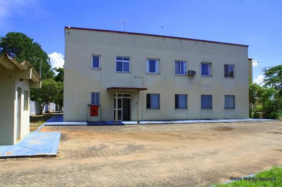 Barracão Industrial À Venda Em Bragança Paulista, Bairro Uberaba - Ba0012