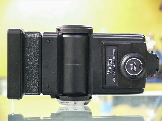 Flash Vivitar 285hv Zoom