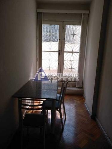 Imagem 1 de 18 de Apartamento À Venda, 1 Quarto, Flamengo - Rio De Janeiro/rj - 620