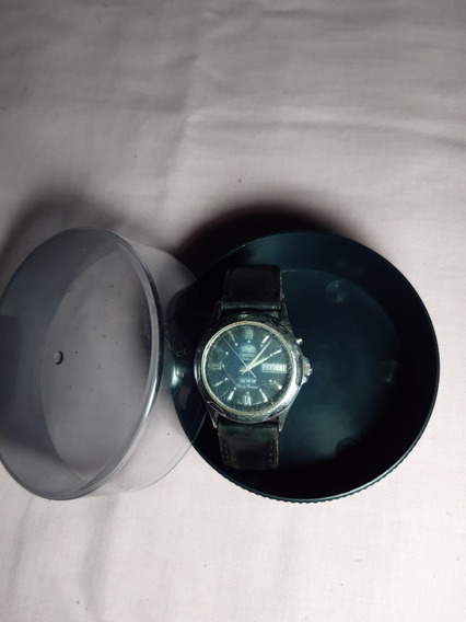 Relógio Orient Muito Bem Conservado Tudo Original.