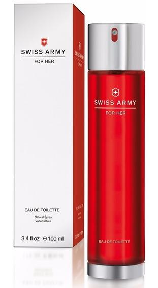 Swiss Army Swiss Army Eau De Toilette Spray 100ml