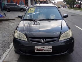 Honda Civic 1.7 Lx Aut. 4p 2005 !!!
