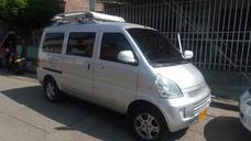 Alquiler Buseta Chevrolet Van N300 Servicios Especiales