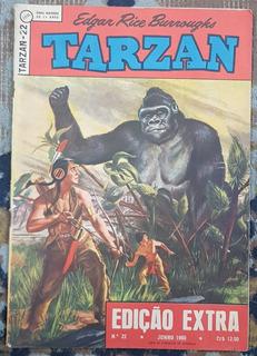 Tarzan Edição Extra Nº 22