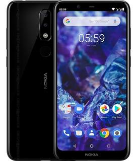 Celular Nokia 5.1 Plus 32gb 3ram Original Nuevo