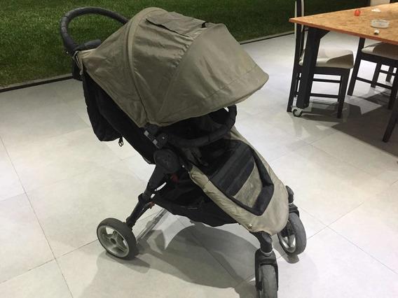 Coche Bebé Mini City Baby Jogger 4 Ruedas