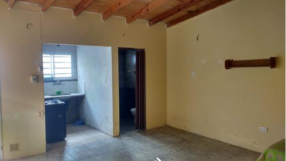 Mono-ambiente Con Patio Zona Facultades/puerto La Plata/ypf
