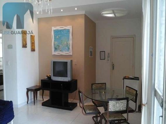 Apartamento A Venda No Bairro Centro Em Guarujá - Sp. - 197-1