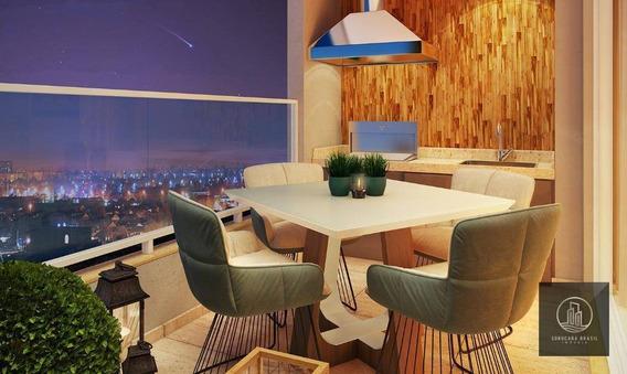 Oportunidade Apartamento Com 2 Dormitórios À Venda, 72 M² Por R$ 345.030 - Condomínio Residencial La Vista Moncayo - Sorocaba/sp, Valor Promocional. - Ap0428