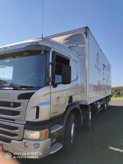 Scania P310 8x2 2014/2014