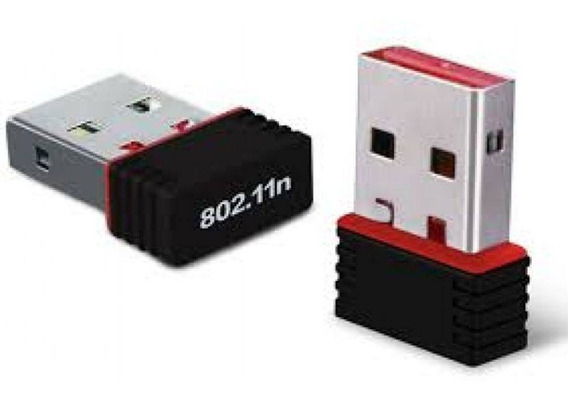 Adaptador Wifi Wi-fi Wireless Nano Usb 150mbps Kp-aw153 Knup