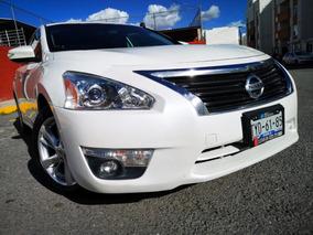 Nissan Altima 2.5 Sense At 2014 Autos Puebla