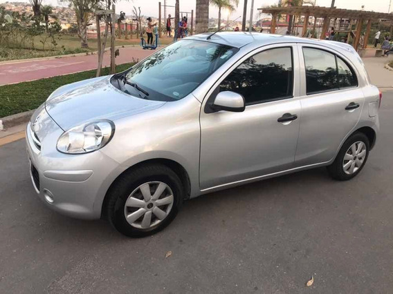 Nissan March 1.6 S 5p 2012