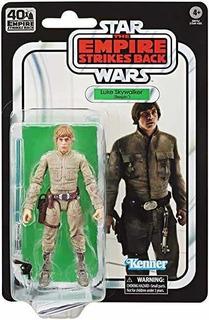 Luke Skywalker 40th Aniversario Star Wars The Black Series