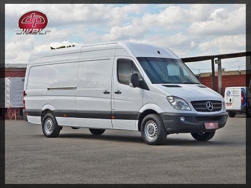 Imagem 1 de 15 de Mercedes-benz Sprinter Furgão 311 Cdi Street Extra Longa