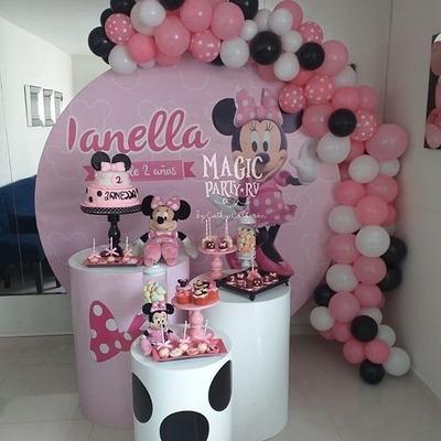 Decoracion Bautizo Baby Shower Cumpleaños Fiestas