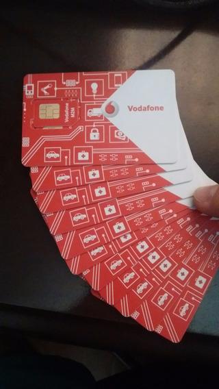 Chip Telemetria M2m Vodafone
