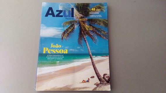 Azul Magazine Nº 48 Abril 2017 João Pessoa