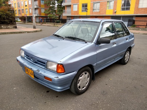 Ford Festiva Automatico 1996