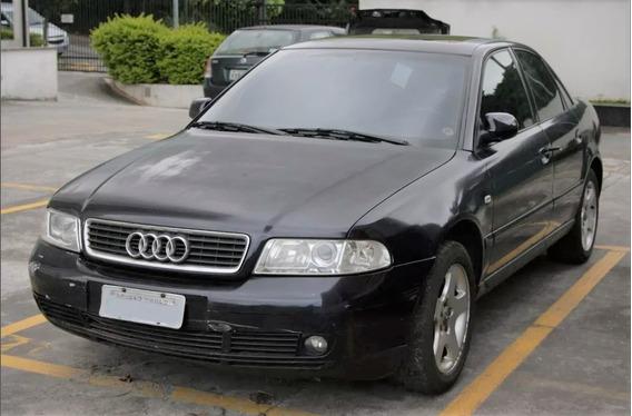 Audi A4 P/ Restauro Trocar Cambio Funilaria Pintura R$ 6.500