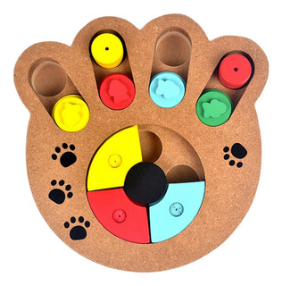 Juguete De Perros Para Entrenamiento De Dispensador De