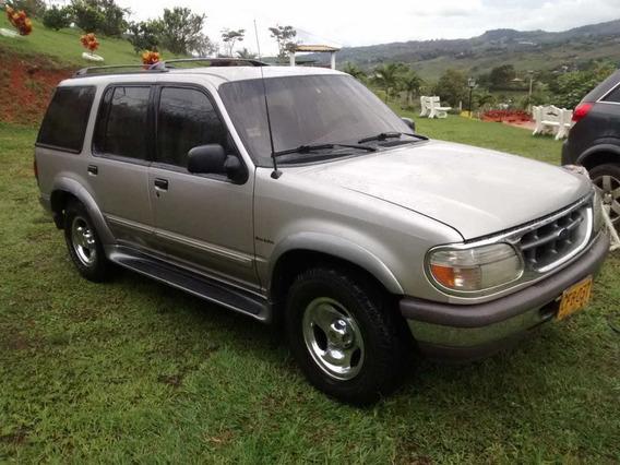Ford Explorer Elite 1997 Atumatica Debe Impuestos