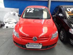 Volkswagen Gol 1.0 2012 G5 4pts Flex Imperdivel