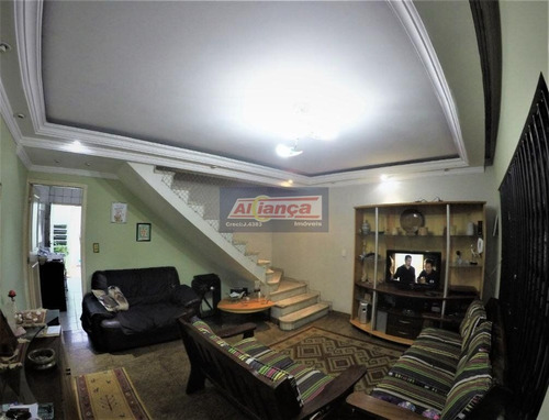 Sobrado Com 3 Dormitórios À Venda, 125 M² - Vila Califórnia - São Paulo/sp - Ai16363